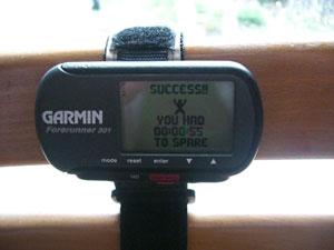 Garmin 301 Virtual Partner