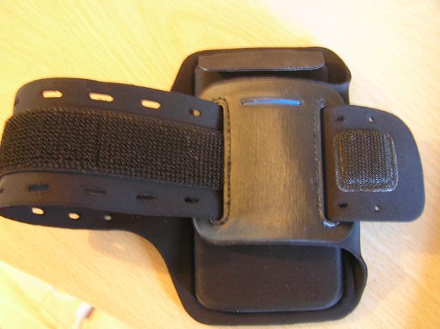 how to use armband