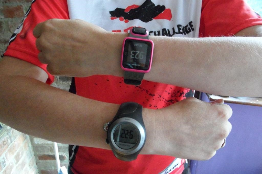 Garmin and Tom Tom Runner