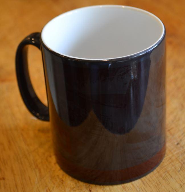 Helly Hansen mug sans soup