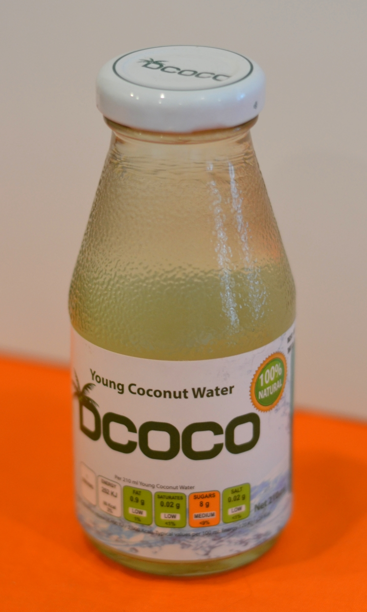 DCOCO coconut water