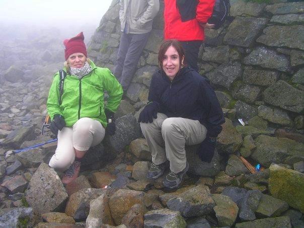 Ben Nevis, Scotland - Three Peaks Challenge