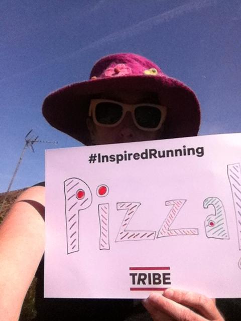 #inspiredrunning