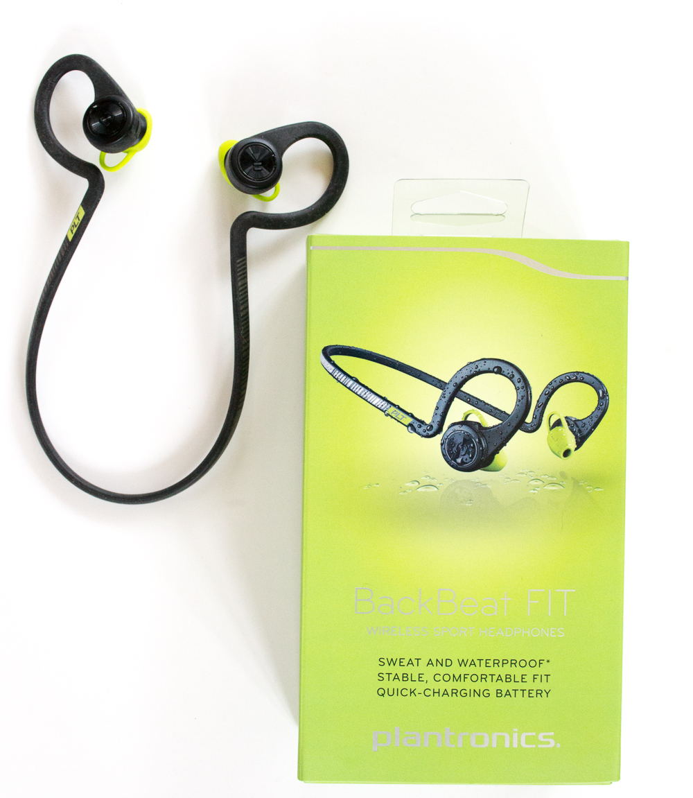 Plantronics BackBeat FIT sport wireless headphones