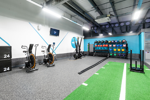 function area at PureGym